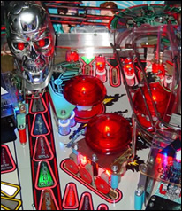Pinball Machines and Arcade Games in NYC