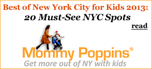 Mommy Poppins Best of New York City for Kids 2013
