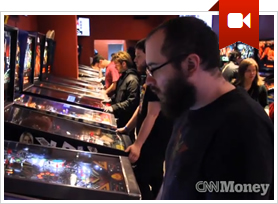 CNN - The arcade trying to bring pinball back - Modern Pinball NYC