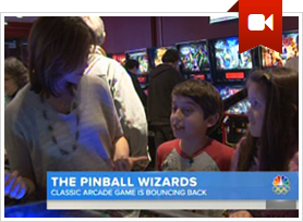 Modern Pinball NYC Kids on TODAY Show