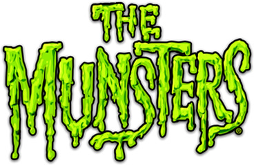 The Munsters Pinball Machine Logo